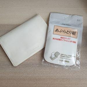 GWP - Shiseido Blotting Paper